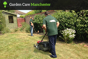 Manchester Lawn Mowing Services